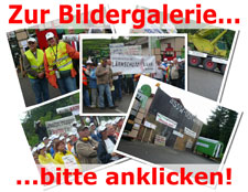 Bildergalerie zur Protestaktion am 07.07.2009 in Seefelden